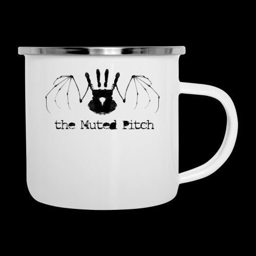 tMP Black Bat - Camper Mug