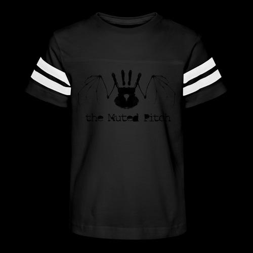 tMP Black Bat - Kid's Vintage Sport T-Shirt