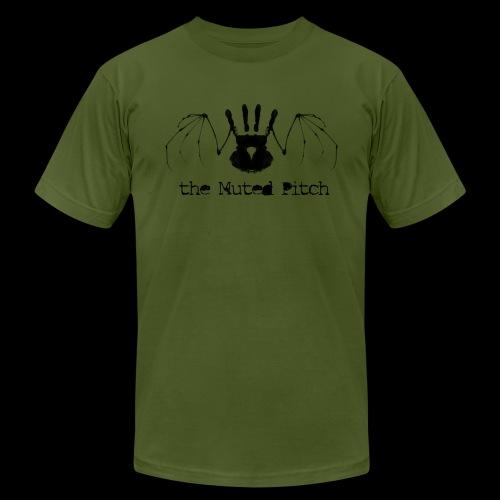 tMP Black Bat - Men's Fine Jersey T-Shirt