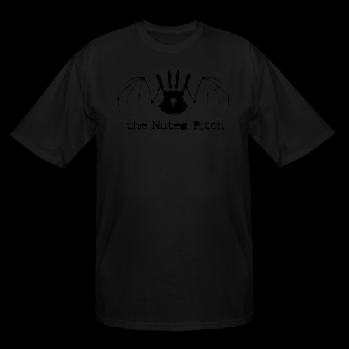 tMP Black Bat - Men's Tall T-Shirt