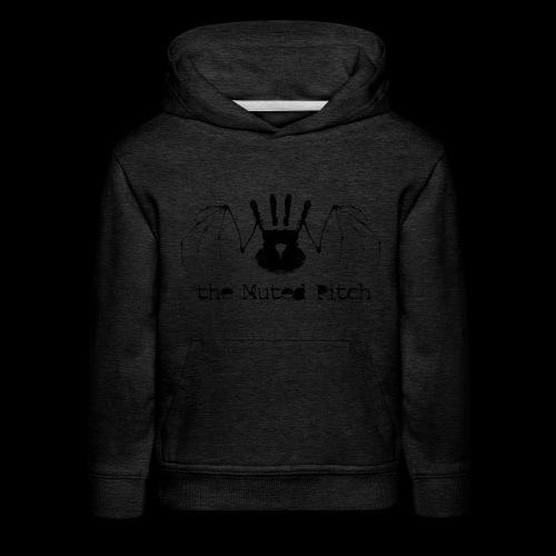 tMP Black Bat - Kids' Premium Hoodie