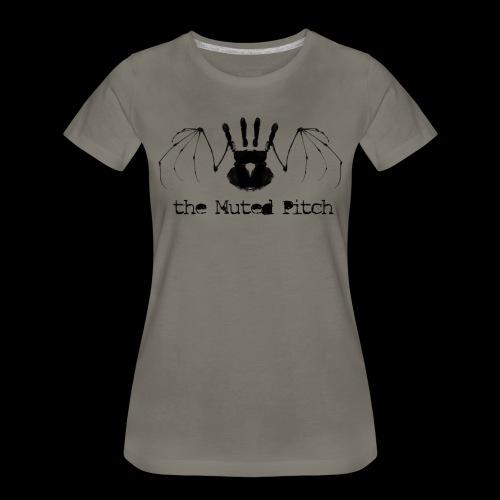 tMP Black Bat - Women's Premium T-Shirt