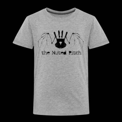 tMP Black Bat - Toddler Premium T-Shirt