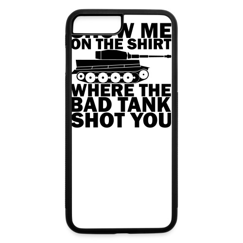 Tank Therapy - iPhone 7 Plus/8 Plus Rubber Case