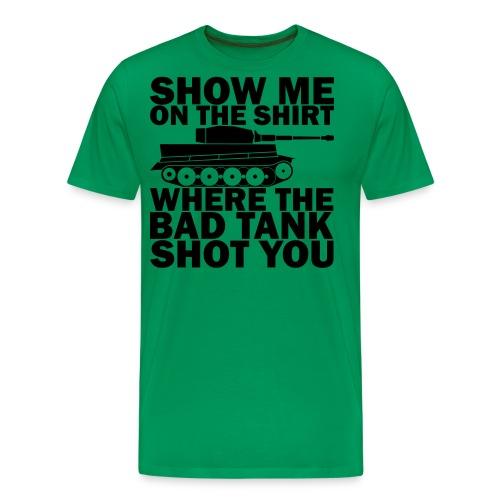 Tank Therapy - Men's Premium T-Shirt