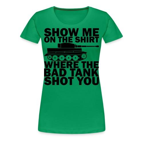 Tank Therapy - Women's Premium T-Shirt
