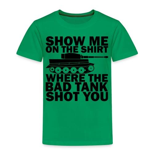 Tank Therapy - Toddler Premium T-Shirt