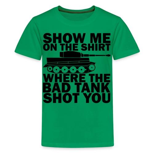 Tank Therapy - Kids' Premium T-Shirt