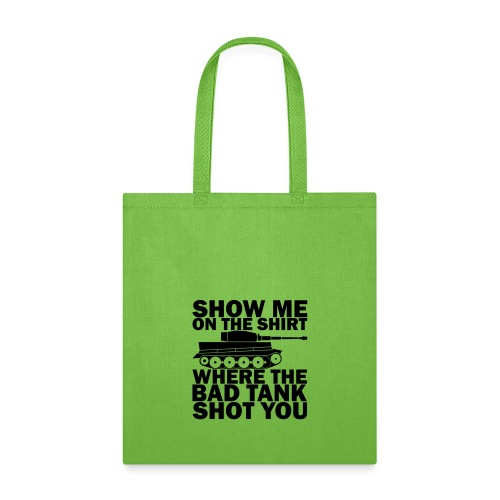 Tank Therapy - Tote Bag