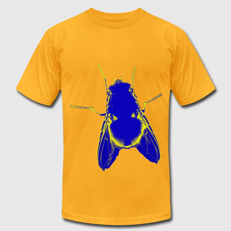 X FLY T-Shirts - Men's T-Shirt by American Apparel