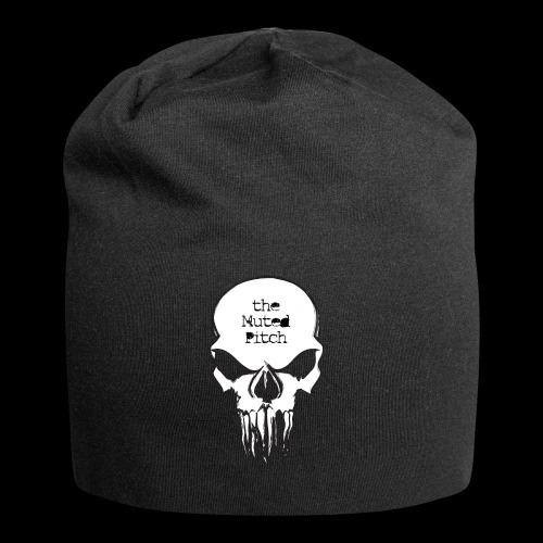 tMP Sketched Skull - Jersey Beanie