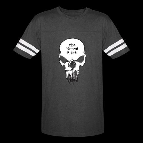 tMP Sketched Skull - Vintage Sport T-Shirt