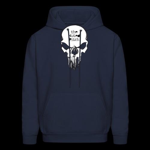 tMP Sketched Skull - Men's Hoodie