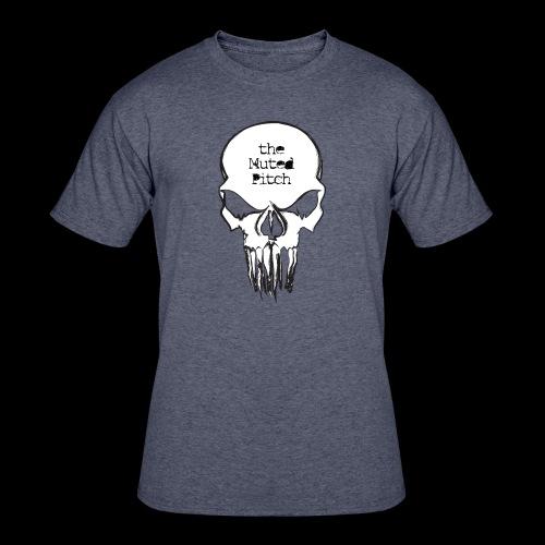 tMP Sketched Skull - Men's 50/50 T-Shirt