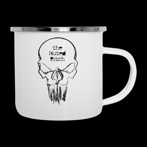 tMP Sketched Skull - Camper Mug