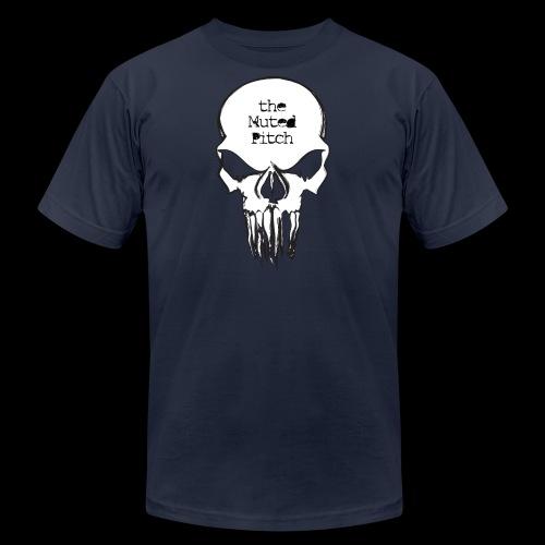 tMP Sketched Skull - Men's  Jersey T-Shirt