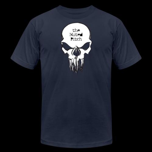 tMP Sketched Skull - Men's Fine Jersey T-Shirt