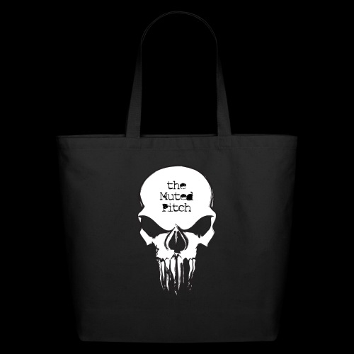 tMP Sketched Skull - Eco-Friendly Cotton Tote