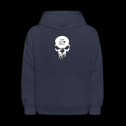 tMP Sketched Skull - Kids' Hoodie