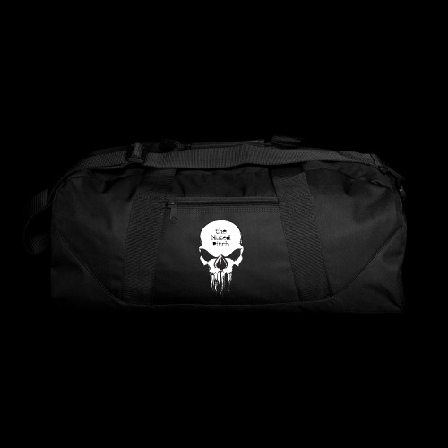 tMP Sketched Skull - Duffel Bag