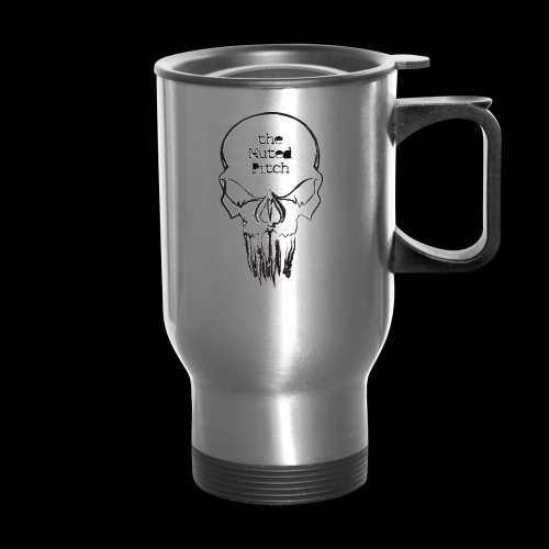 tMP Sketched Skull - Travel Mug