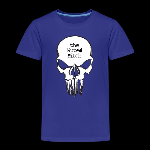 tMP Sketched Skull - Toddler Premium T-Shirt