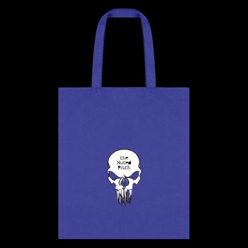 tMP Sketched Skull - Tote Bag
