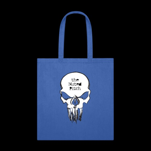 tMP Sketched Skull - Tote Bag