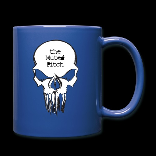tMP Sketched Skull - Full Color Mug