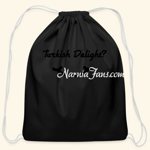 Turkish Delight? - Cotton Drawstring Bag
