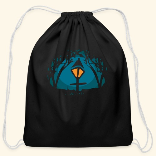 Night Lamp - Cotton Drawstring Bag