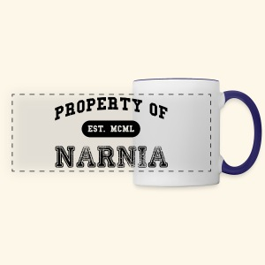 Property of Narnia - Panoramic Mug