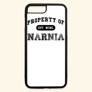 Property of Narnia - iPhone 7 Plus/8 Plus Rubber Case