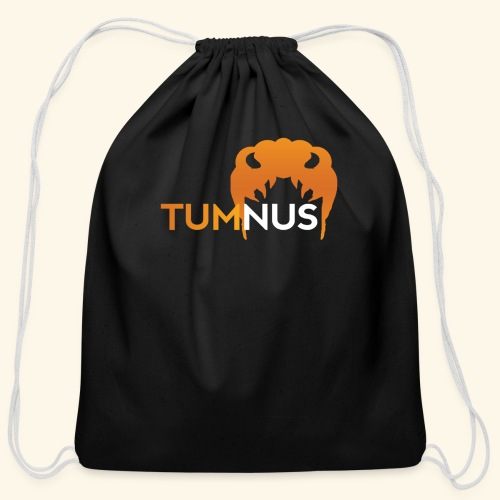 Talk Show Tumnus - Cotton Drawstring Bag