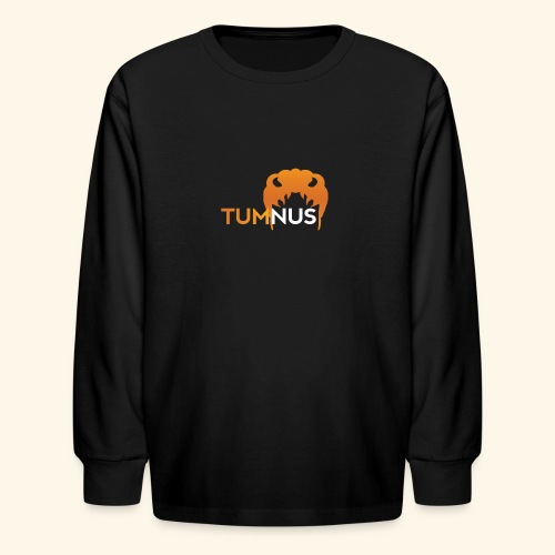 Talk Show Tumnus - Kids' Long Sleeve T-Shirt