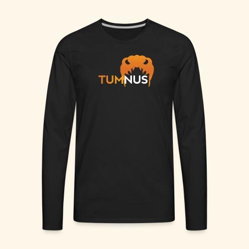 Talk Show Tumnus - Men's Premium Long Sleeve T-Shirt