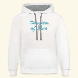 Daughter of Eve - Contrast Hoodie