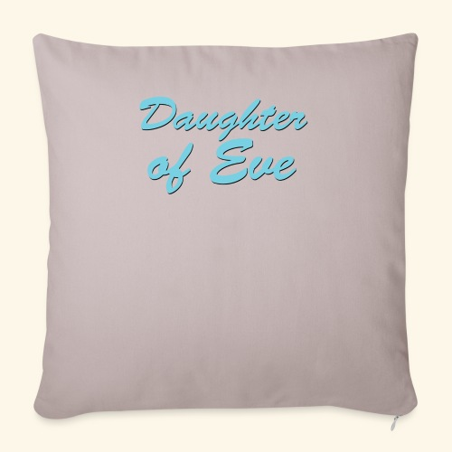 Daughter of Eve - Throw Pillow Cover