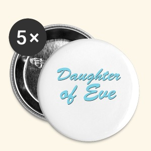 Daughter of Eve - Small Buttons