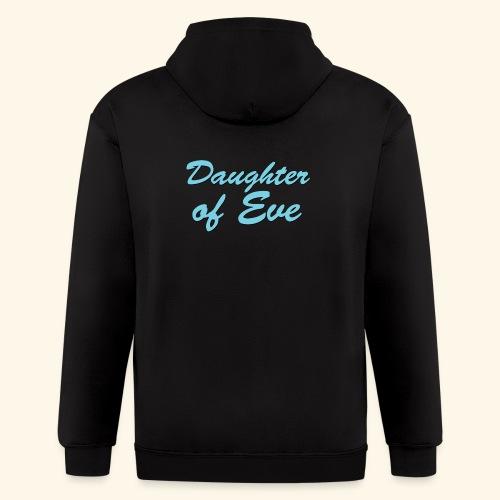 Daughter of Eve - Men's Zip Hoodie