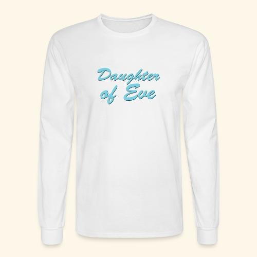 Daughter of Eve - Men's Long Sleeve T-Shirt