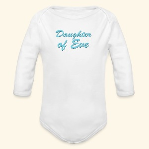 Daughter of Eve - Long Sleeve Baby Bodysuit