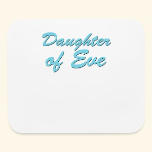 Daughter of Eve - Mouse pad Horizontal