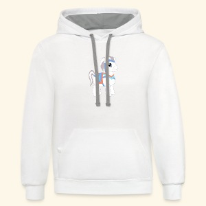 Arabian To the North Pony - Contrast Hoodie