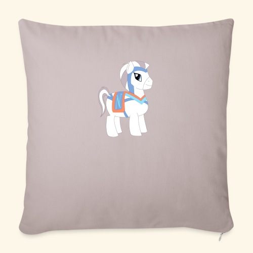Arabian To the North Pony - Throw Pillow Cover