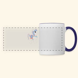 Arabian To the North Pony - Panoramic Mug