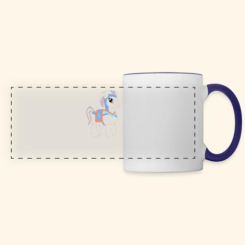 Arabian To the North Pony - Panoramic Mug
