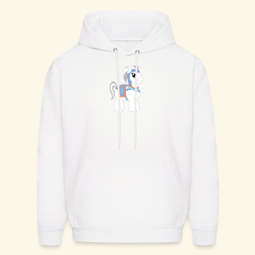Arabian To the North Pony - Men's Hoodie