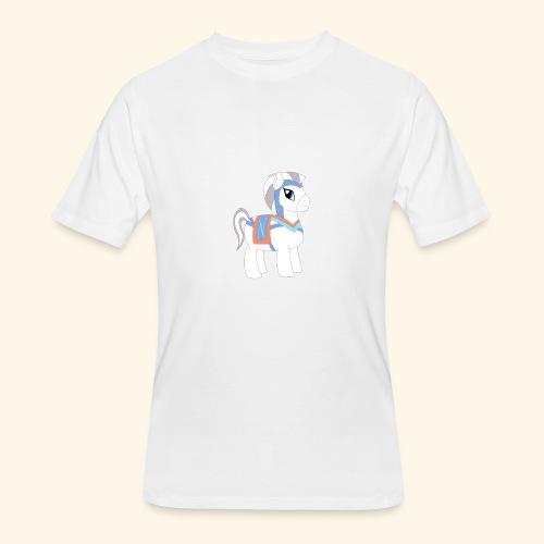 Arabian To the North Pony - Men's 50/50 T-Shirt