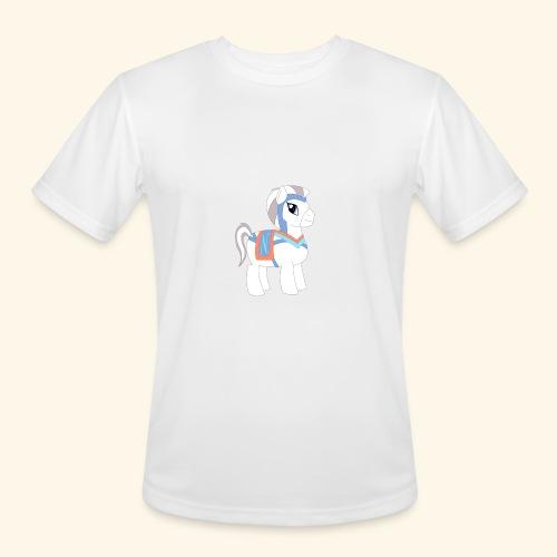 Arabian To the North Pony - Men's Moisture Wicking Performance T-Shirt